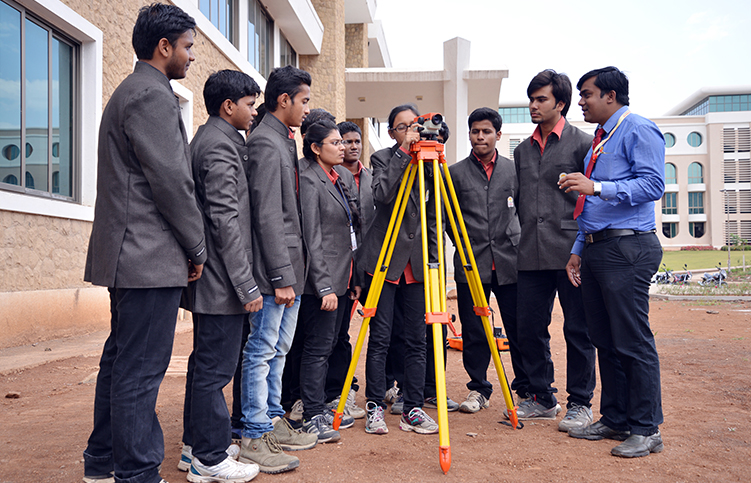 B.tech in Civil engineering, Nasik