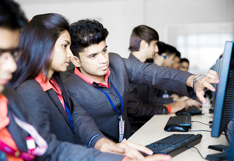 B.tech in cloud technology and information degree