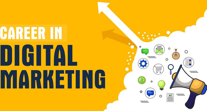 Digital Marketing Careers: A new roadmap to success- inforgraphics